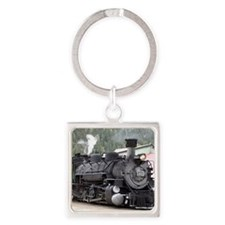 Steam Train: Colorado Keychains