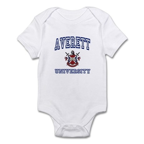 AVERETT University Infant Bodysuit