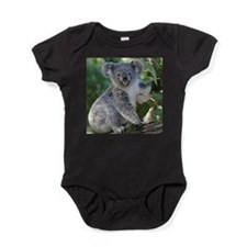 Cute koala Baby Bodysuit