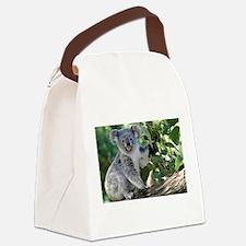 Cute koala Canvas Lunch Bag