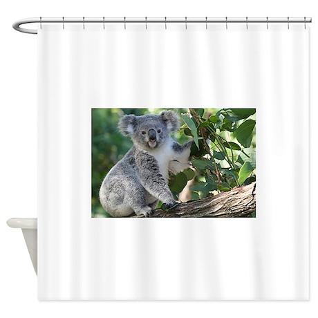 Cute Koala Shower Curtain By ADMIN CP59183003