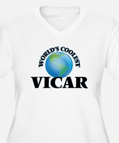 Vicar Plus Size T-Shirt