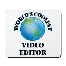Video Editor Mousepad