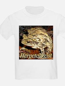 Herpetologist T-Shirt