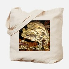 Herpetologist Tote Bag