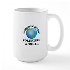 Volunteer Worker Mugs