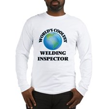 Welding Inspector Long Sleeve T-Shirt