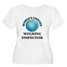 Welding Inspector Plus Size T-Shirt