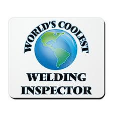 Welding Inspector Mousepad