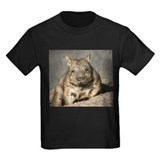 Wombat Kids T-shirts (Dark)