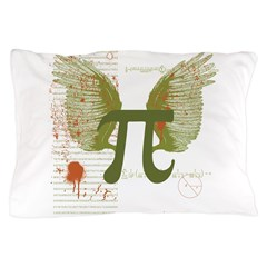 Pi Art Pillow Case