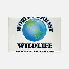 Wildlife Biologist Magnets