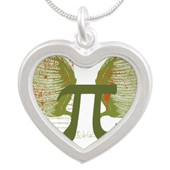 Pi Art Necklaces