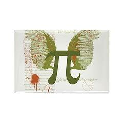 Pi Art Magnets
