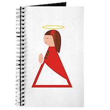 Girl Angel Journal