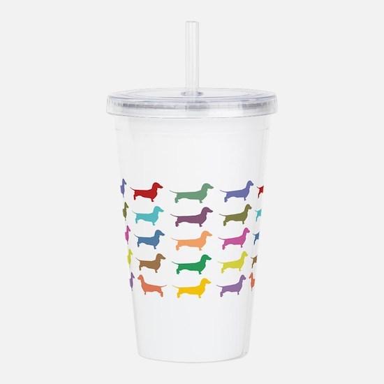 dach-multi-mug.png Acrylic Double-wall Tumbler
