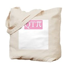 math-pi-qtpi.png Tote Bag