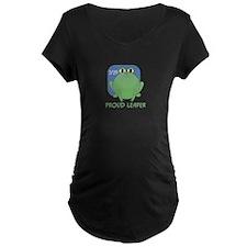 frog01 Maternity T-Shirt