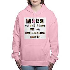 bannedbooks01.png Women's Hooded Sweatshirt