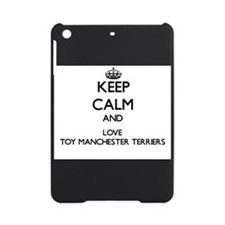 Keep calm and love Toy Manchester T iPad Mini Case