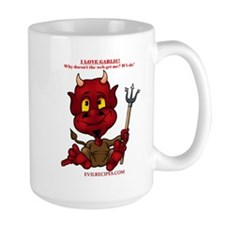 Evil Recipes Mug