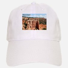 Bryce Canyon, Utah (with caption) Baseball Baseball Cap