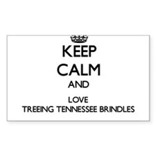 Keep calm and love Treeing Tennessee Brind Decal