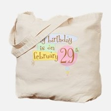 birthdayonB.png Tote Bag
