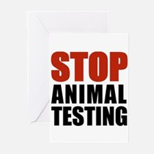 stoptesting Greeting Cards