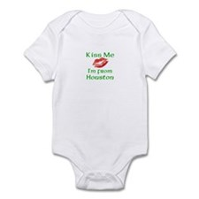 Kiss Me I'm from Texas Infant Bodysuit