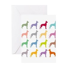 gd-multi Greeting Cards