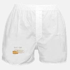 Biscuit & Gravy Boxer Shorts
