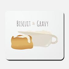 Biscuit & Gravy Mousepad