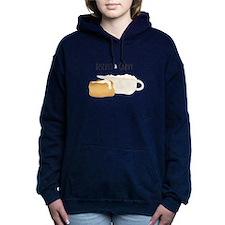 Biscuit & Gravy Women's Hooded Sweatshirt