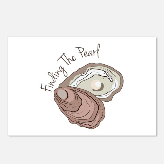 Find the Pearl Postcards (Package of 8)