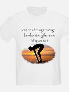 SWIMMER BLESSING T-Shirt