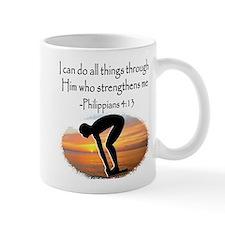 SWIMMER BLESSING Mug