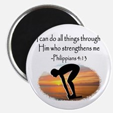 "SWIMMER BLESSING 2.25"" Magnet (100 pack)"