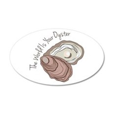 Your Oyster Wall Decal