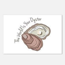 Your Oyster Postcards (Package of 8)