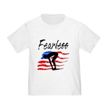 FEARLESS SWIMMER T