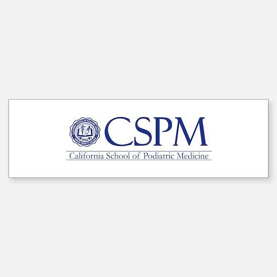 CSPM Bumper Bumper Bumper Sticker