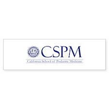 CSPM Bumper Bumper Sticker