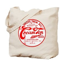 Cream Top Beer-1936 Tote Bag