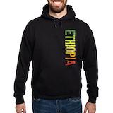 Ethiopia Dark Hoodies