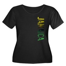 Jamaica Plus Size T-Shirt