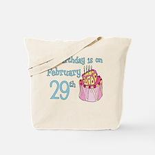 birthdayon2.png Tote Bag