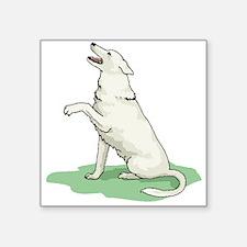 Kishu Ken Sticker