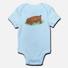 Field Spaniel Puppy Body Suit