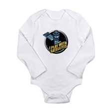 Satellite Infant Creeper Body Suit